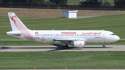 TS-IMT - Airbus A320-214 - Tunisair