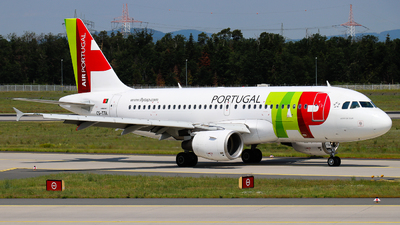 CS-TTA - Airbus A319-111 - TAP Air Portugal