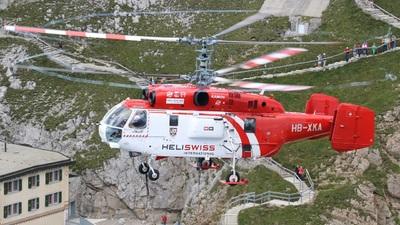 HB-XKA - Kamov Ka-32A-11BC - Heliswiss