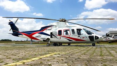 PP-MAH - Sikorsky S-76A - Emar Táxi Aéreo
