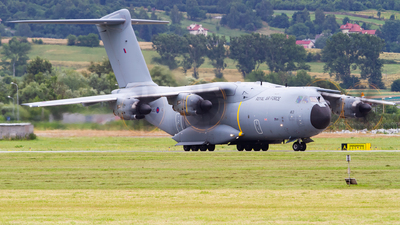 ZM413 - Airbus A400M Atlas C.1 - United Kingdom - Royal Air Force (RAF)