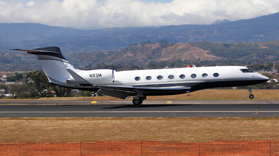 N93M - Gulfstream G650ER - Private