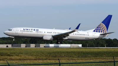 N78438 - Boeing 737-924ER - United Airlines