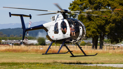 ZK-HXX - Hughes 369D - Helicopter Charter Nelson