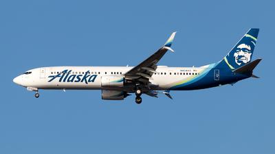 A picture of N434AS - Boeing 737990(ER) - Alaska Airlines - © Oliver Richter