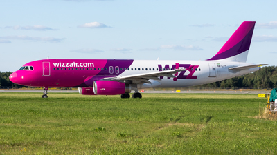 HA-LPY - Airbus A320-232 - Wizz Air