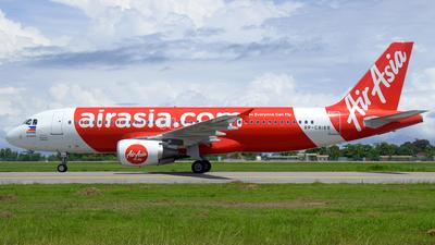 RP-C8189 - Airbus A320-216 - AirAsia Philippines