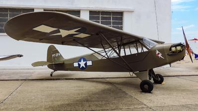 PT-ZPA - Piper L-4A Grasshopper - Private