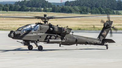 17-03154 - Boeing AH-64E Apache Guardian - United States - US Army