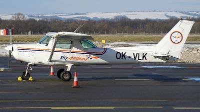OK-VLK - Cessna 152 - SKY Academy