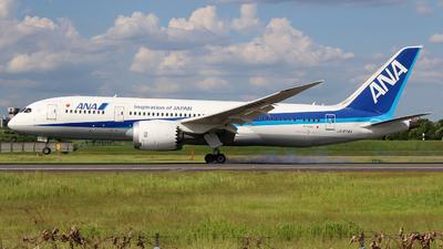JA874A - Boeing 787-8 Dreamliner - All Nippon Airways (Air Japan)