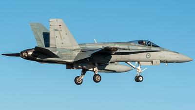 A21-6 - McDonnell Douglas F/A-18A Hornet - Australia - Royal Australian Air Force (RAAF)