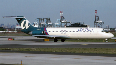 N828AT - McDonnell Douglas DC-9-32 - airTran Airways
