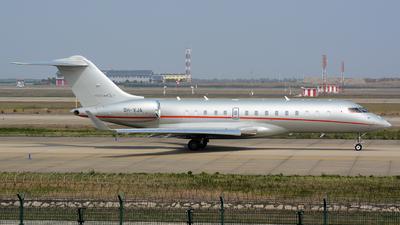 9H-VJA - Bombardier BD-700-1A10 Global 6000 - VistaJet