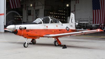 166194 - Raytheon T-6B Texan II - United States - US Navy (USN)