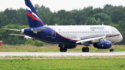 RA-89131 - Sukhoi Superjet 100-95B - Aeroflot