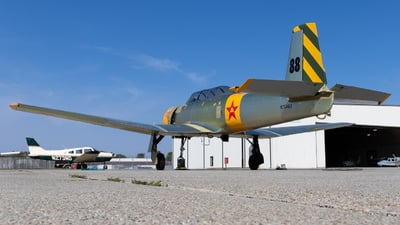 N75483 - Nanchang CJ-6A - Private