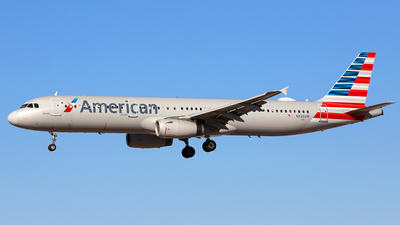 A picture of N926UW - Airbus A321231 - American Airlines - © Daniel Klein