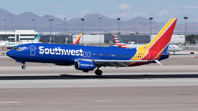 N8567Z - Boeing 737-8H4 - Southwest Airlines