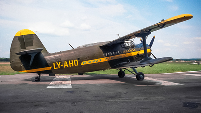 LY-AHO - PZL-Mielec An-2T - Private
