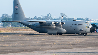 86-0418 - Lockheed C-130H Hercules - United States - US Air Force (USAF)
