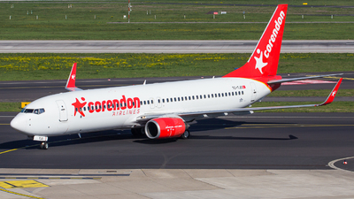 TC-TJO - Boeing 737-86N - Corendon Airlines