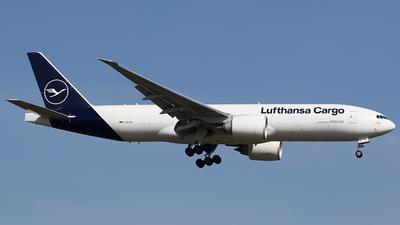 A picture of DALFG - Boeing 777FBT - Lufthansa Cargo - © BennyH