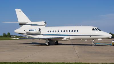N900LC - Dassault Falcon 900C - Private