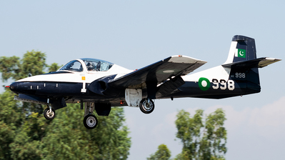 66-07998 - Cessna T-37B Tweety Bird - Pakistan - Air Force