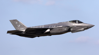 12-5055 - Lockheed Martin F-35A Lightning II - United States - US Air Force (USAF)
