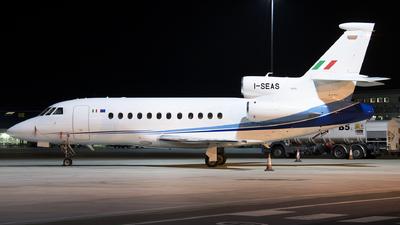 I-SEAS - Dassault Falcon 900EX - SNAM - Servizi Aerei