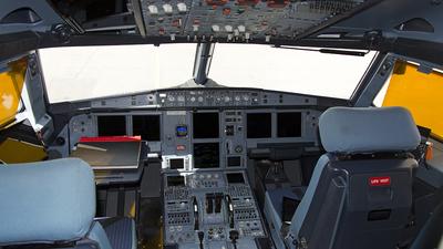 P4-KBN - Airbus A320-232 - Fly Arystan