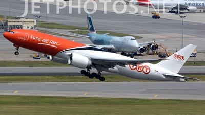 OO-TSA - Boeing 777-FHT - TNT Airways