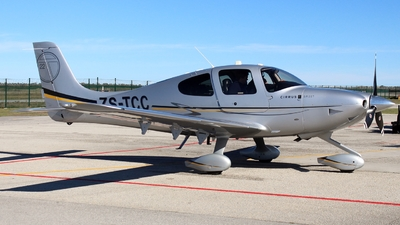 ZS-TCC - Cirrus SR22T - Private