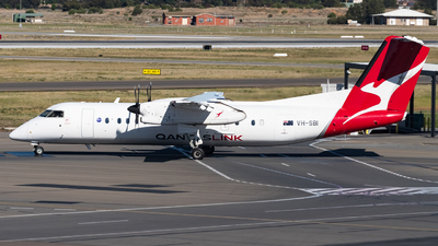 VH-SBI - Bombardier Dash 8-Q315 - QantasLink (Eastern Australia Airlines)