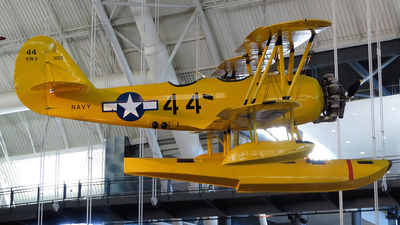 3022 - Naval Aircraft Factory N3N-3 Yellow Peril - United States - US Navy (USN)