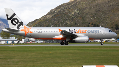 VH-VGI - Airbus A320-232 - Jetstar Airways