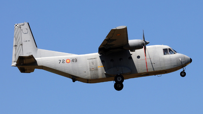 T.12B-49 - CASA C-212-100 Aviocar - Spain - Air Force