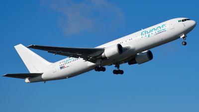 CS-TKT - Boeing 767-36N(ER) - Flynas (EuroAtlantic Airways)