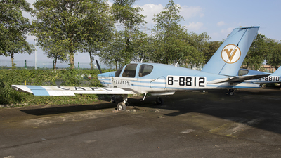 B-8812 - Socata TB-200 Tobago XL - Civil Aviation Flight University of China