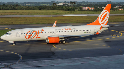 A picture of PRGUL - Boeing 7378EH - GOL Linhas Aereas - © J3an_longo