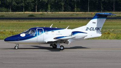 2-CLRK - Eclipse Aviation Eclipse 500 - Channel Jets
