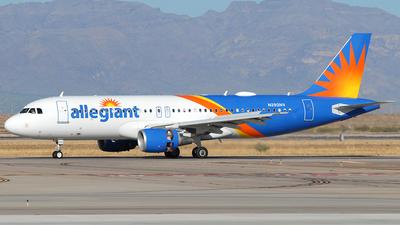 N292NV - Airbus A320-214 - Allegiant Air