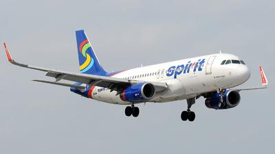 N634NK - Airbus A320-232 - Spirit Airlines