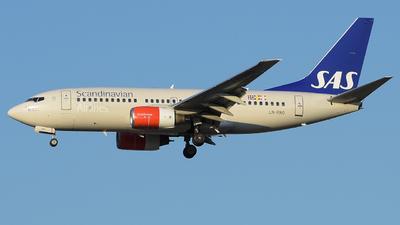 A picture of LNRNO - Boeing 737783 - SAS - © Luca Cesati