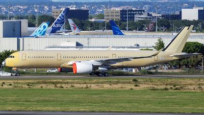 F-WZFG - Airbus A350-941 - Airbus Industrie