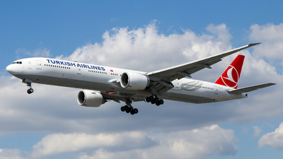 TC-LJE - Boeing 777-3F2ER - Turkish Airlines