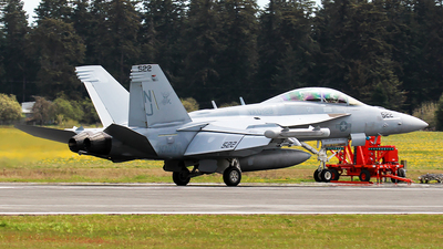 166944 - Boeing EA-18G Growler  - United States - US Navy (USN)