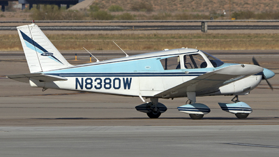 N8380W - Piper PA-28-180 Cherokee - Private