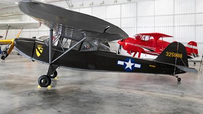 PR-ZUX - Taylorcraft DCO-65 - Private